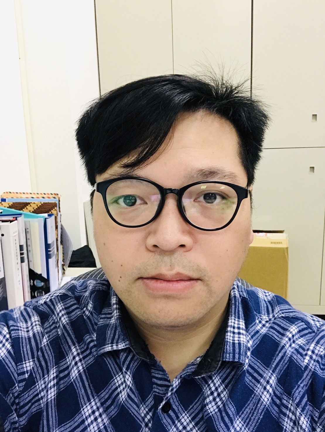 Keng-Fu Li 李耕輔